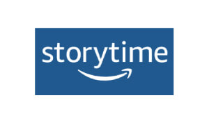 Casey Raiha Vo Actor Singer Amazon Storytime Logo